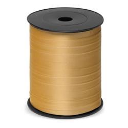 Nastro da regalo in rocchetto Brizzolari - 10 mm x 250 mt - oro - conf. 4