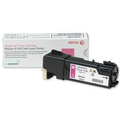 Xerox Laser Toner Cartridge Page Life 2000pp Magenta Ref 106R01478