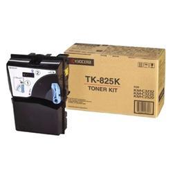Kyocera TK825k Laser Toner Cartridge Page Life 15000pp Black Ref KYTK825K