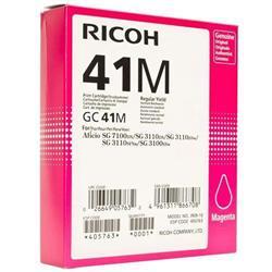 Ricoh Inkjet Cartridge Page Life 2200pp Magenta Ref RIC405763