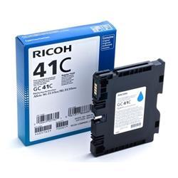 Ricoh Inkjet Cartridge Page Life 2200pp Cyan Ref RIC405762
