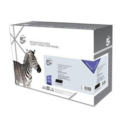 5 Star Office Remanufactured Laser Toner Cartridge Page Life 3000pp Black [Brother TN3330 Alternative]