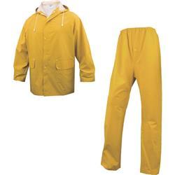 Completo da pioggia en304 Delta Plus - giallo - XL - EN304JAXG2