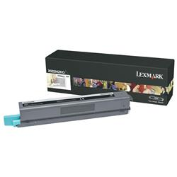 Lexmark Black High Yield Toner Cartridge (Yield 8500 Pages) for X925 MFP Laser Printer