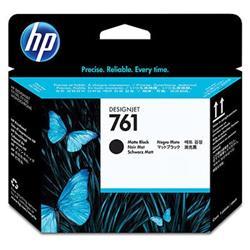 HP 761 Matte Black and Matte Black Printhead for DesignJet T7100 Series Printers