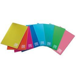 Quaderni A4 One Color Blasetti - quadretti 5 mm – 40 ff - conf. 10
