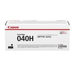 Canon 040H (High Yield 12,500 Pages) Black Toner Cartridge