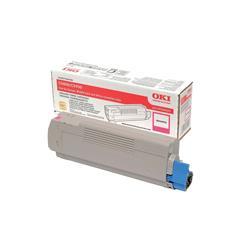 OKI 43324422 (Yield: 5,000 Pages) Magenta Toner Cartridge