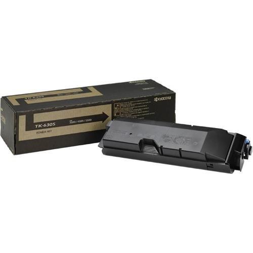 Kyocera TK-6305 Black Toner Cartridge for TASKalfa 3500/4500/5500 Multi  Function Printer (Yield 35,000 Pages)