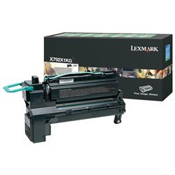 Lexmark (Yield 20000 Pages) Extra High Yield Return Programme Print Cartridge (Black) For X792