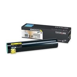 Lexmark Yellow High Yield Toner Cartridge (Yield 22,000 pages) for X940e and X945e