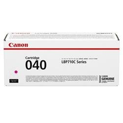 Canon 040 Magenta (Standard Yield 5,400 Pages) Toner Cartridge