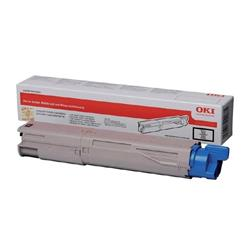 OKI 45862818 (Yield: 15,000 Pages) High Yield Black Toner Cartridge