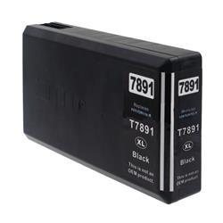 ALPA-Cartridge Compatible Epson T7891XXL Extra Hi Cap Black Ink Ctg T789140