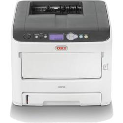 OKI Colour Printer C612DN A4 Ref 46551003