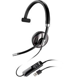 Plantronics Blackwire C710M Mono Headset USB Blue Ref 87505-01