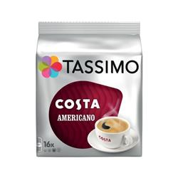 Tassimo Costa Americano Ref 973566 [Pack 5]