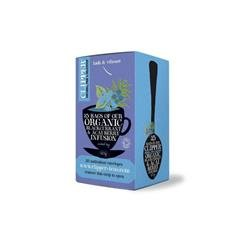 Clipper Organic Blackcurrant and Acai Berry Tea Fairtrade Caffeine-free Teabags Ref 0403267 [Pack 25]