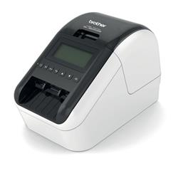 Brother Professional Label Printer 62mm Width Labels 148mm per Second Plug and Print Ref QL800