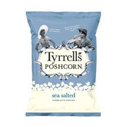 Tyrells Salted Popcorn 70g Ref 701949 [Pack 12]