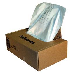 Fellowes Shredder Bags Capacity 165 Litre [for C-380 C-480 Series] Ref 36055 [Pack 50]