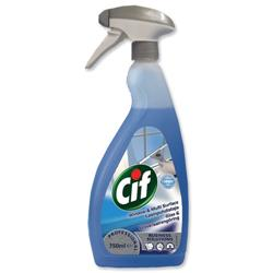 Cif Professional Window & Multi-Surface Cleaner 750ml Ref 7517904
