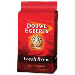 Douwe Egberts Traditional Blend Freshbrew Filter Coffee 1kg Ref A01310