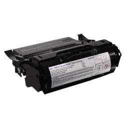 Dell 5350dn Laser Toner Cartridge High Yield Use & Return Page Life 30000pp Black Ref 593-11052