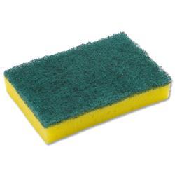 Washing Up Pad Scourer and Sponge [Pack 10]