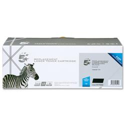 5 Star Office Remanufactured Laser Toner Cartridge 4000pp Black [HP No. 13X Q2613X Alternative]