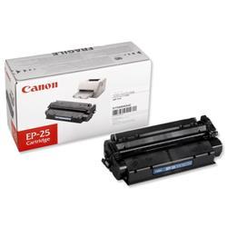 Canon LBP1210 Laser Toner Cartridge EP25 Black Ref 5773A004AA