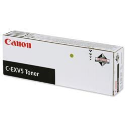 Canon C-EXV5 Laser Toner Cartridge Page Life 21000pp Black Ref 6836A002 - Twin Pack