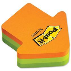 3M Post-It Notes Arrow Block Ref 2007A