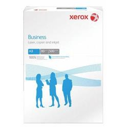 Xerox Business Printer Paper Ream-Wrapped 80gsm A3 White Ref 003R91821 [500 Sheets]