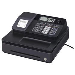 Casio Cash Register Thermal  7 Segment x 8 Digit 12 Plus 24 Dept Ref SE-G1