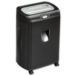 5 Star Office SC16 Shredder Strip Cut P-2 Security 15 Sheets 17 Litre Capacity