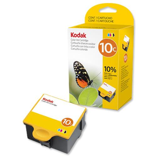 Kodak 10C Colour Inkjet Cartridge Ref 3949930 - 3949930