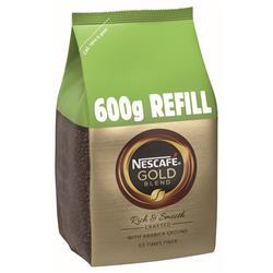 Nescafe Gold Blend Refill Pack 600g Ref 12278716