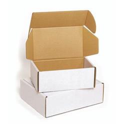 Postal Box 0427 Mottled White Postal  x 75 x 60mm Ref 56815 [Pack 100]