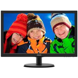 Philips (21.5 inch) LCD Monitor with LED Backlight 1920x1080 (Black) Ref 223V5LSB2/10