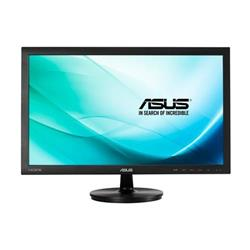 Asus VS247HR (23.6 inch) Widescreen LED Monitor 50000000:1 250cd/m2 1920 x 1080 2ms HDMI VGA DVI-D (Black) Ref VS247HR