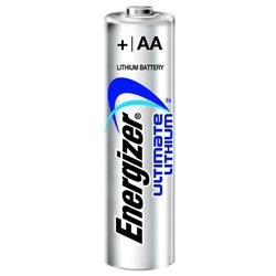 Energizer Ultimate Lithium L91 (AA) Batteries (Pack of 4) - 639155