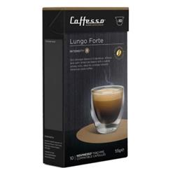 Caffesso Lungo Forte Nespresso Compatible Coffee Pods (Pack of 10) Ref NWT827