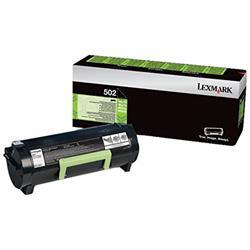 Originale Lexmark 50F2000 - Toner 502 - Nero