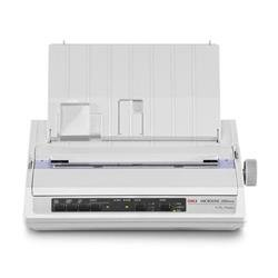 OKI Microline ML280eco (9-Pin) Dot Matrix Printer 80 Column USB/Parallel (Epson LX, IBM Graphics, Microline)