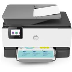 HP OfficeJet Pro 9010 (A4) Colour Inkjet Wireless All-in-One Printer