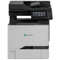 Lexmark CX727de (A4) Colour Laser Multifunction Printer (Print/Copy/Scan/Fax) 2048MB 7 inch Colour Touch Screen 47ppm 150,000 (MDC)
