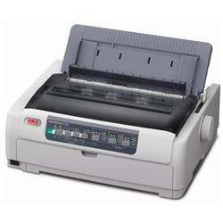 OKI Microline 5720eco 9-pin Dot Matrix Printer 80 Columns 240x216 dpi USB 2.0/IEEE Parallel (Epson FX ESC/P, IBM PPR, ML Emulation)