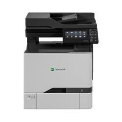 Lexmark CX725de (A4) Colour Laser Multifunction Printer (Print/Copy/Scan/Fax) 2048MB (7 inch) Colour Touchscreen 47ppm (Mono) 47ppm (Colour) 150,000 (MDC)