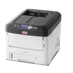 OKI C712dn (A4) Colour LED Printer (Duplex, Network Ready) 256MB 1200x600dpi 36ppm (Mono) 34ppm (Colour) 630 Sheets USB/Ethernet (PCL 6, PCL5c, PS3, PDF, SIDM, XPS)